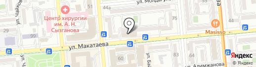 Xiaomi на карте Алматы