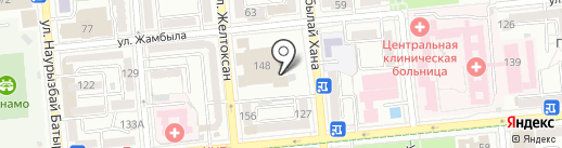 Chronos на карте Алматы