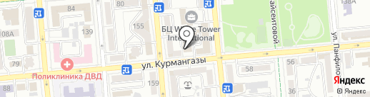 Банкомат, Kassa Nova на карте Алматы