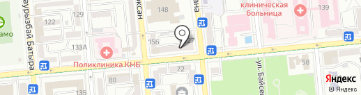 OS eyewear на карте Алматы