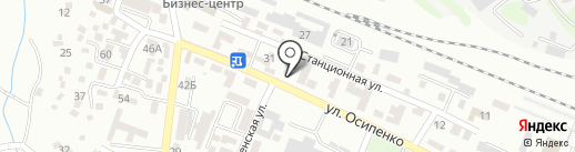 У Марата на карте Алматы