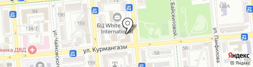 EVS Consulting centre на карте Алматы