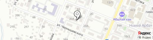 GURUPARTS на карте Алматы