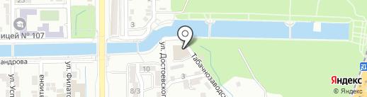 AlmatyCarBodyService на карте Алматы