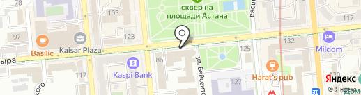 Ministry of karaoke на карте Алматы