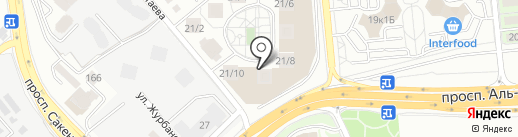 BeFresh на карте Алматы
