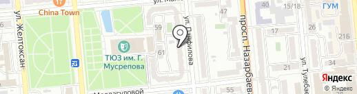 Medestetika на карте Алматы