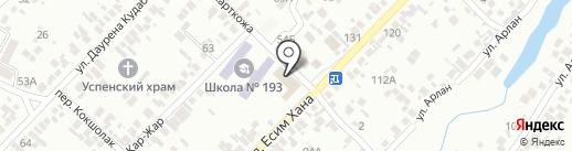 Салон-ателье на карте Первомайского