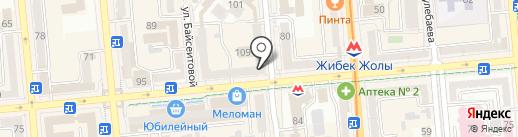 Варим Парим на карте Алматы
