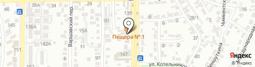 Авто Стоп на карте Алматы