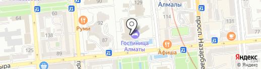 Medical Premium, ТОО на карте Алматы