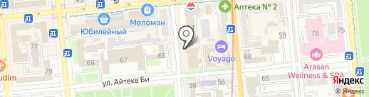 UBS Company на карте Алматы