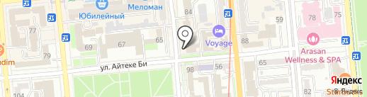 PALAU на карте Алматы