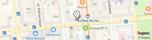 MAGAZIN на карте Алматы