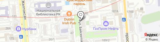 AISHA SOUND на карте Алматы
