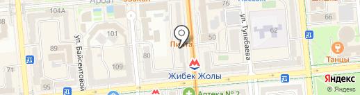 EurasiaStom на карте Алматы