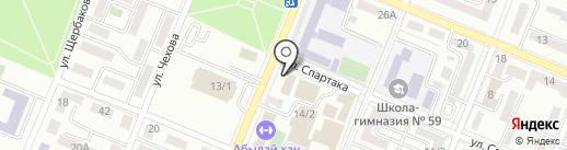 Bolashsak на карте Алматы