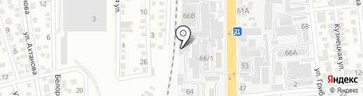 Secretax.kz на карте Алматы