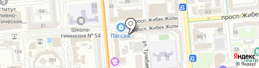 Tupperware на карте Алматы