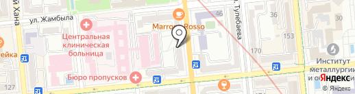 Scentlinq Kazakhstan на карте Алматы