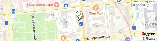VIVA NEVESTA на карте Алматы