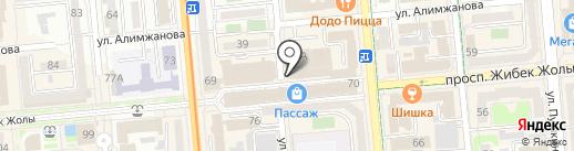 Herbalife point на карте Алматы
