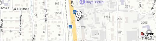 Business link на карте Алматы
