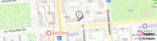 Imperial Tobacco Kazakhstan на карте Алматы