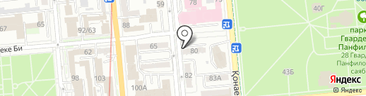 Integrated Language Solutions на карте Алматы