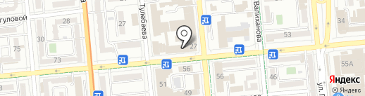 NEWTON на карте Алматы