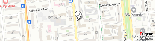 Atasu Express на карте Алматы