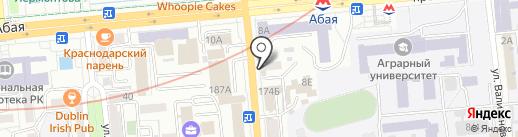 KazRepair на карте Алматы