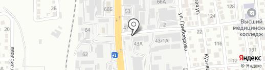 KB Project на карте Алматы