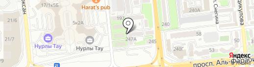 FDL Research & Consulting на карте Алматы