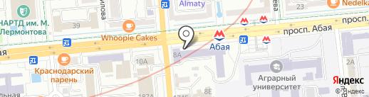 Urban press на карте Алматы