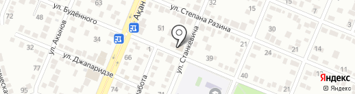 Kazarian Art Center на карте Алматы