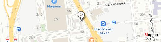 RENT REALTY на карте Алматы