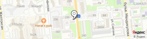 Edon.shop на карте Алматы