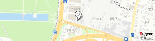 IVECO на карте Алматы