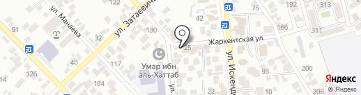 Bhei Drillin, ТОО на карте Алматы