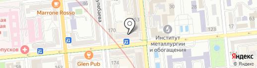 Hair Corporation на карте Алматы