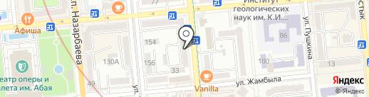 Dei Fiori на карте Алматы