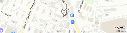 Торгово-монтажная фирма на карте Алматы