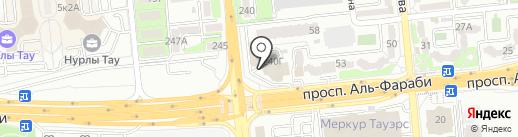 Estate Management Company на карте Алматы