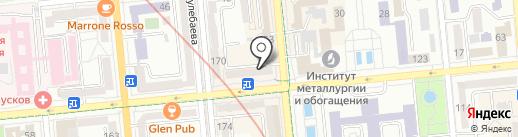 Polo Ralph Lauren на карте Алматы