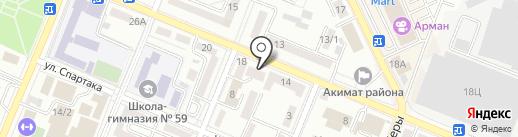 MFz Company на карте Алматы