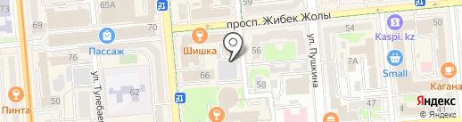 BeFirst fitness and gym на карте Алматы