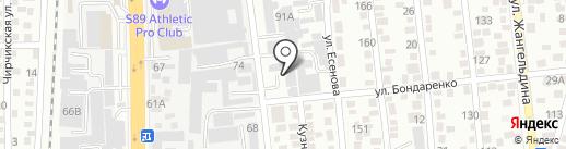 CORPUS CIVILIUS на карте Алматы