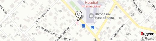 Центр Ветеринарной Медицины на карте Алматы