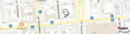 Apteka.com на карте Алматы